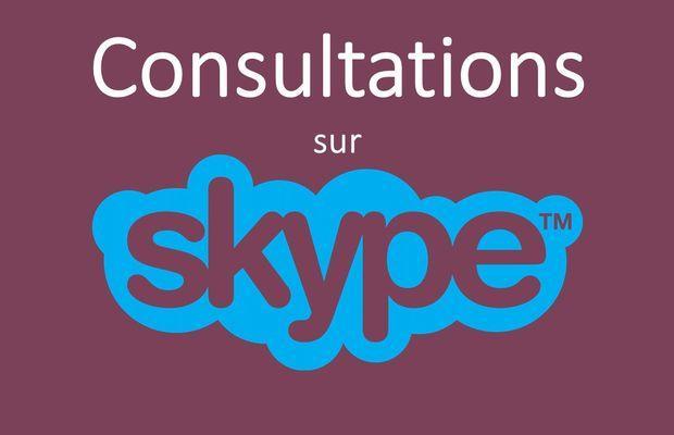 Consultations de psychanalyse sur Skype à distance