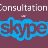 Cabinet de psychanalyse en ligne : téléconsultations sur Skype